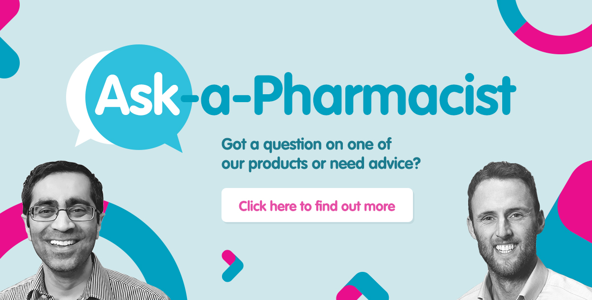 Got a question? Ask a Pharmacist!