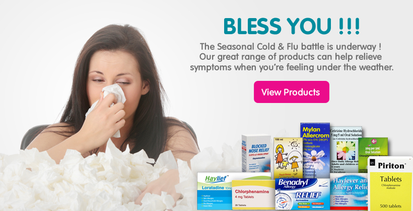 Allergy and Hayfever