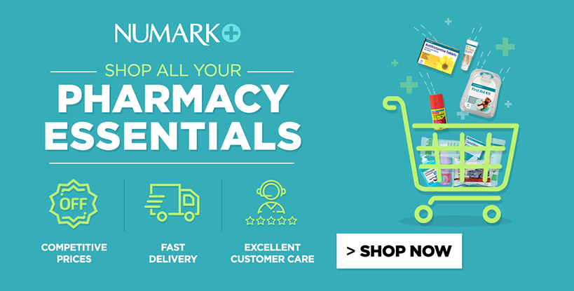 New extended Pharmacy range at Chemist-4-U