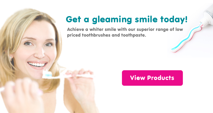 Toothpast promotion