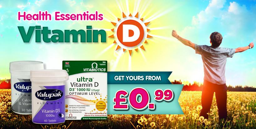 Vitamin D, Vit D, Multivits, Multivitamins, Vitabiotics, Wellman, Seven Seas