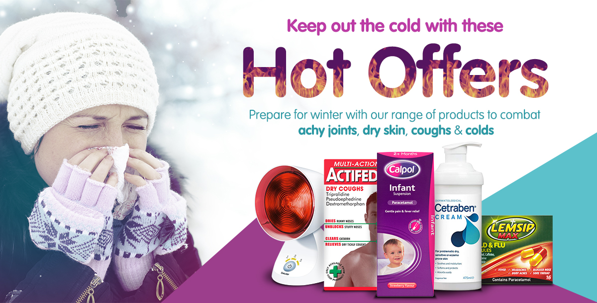 Prepare For Winter With These Hot Offers