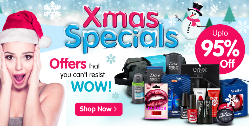 Christmas, Christmas Specials, Xmas, Xmas Specials, 2016, 2017, Special Offers, Presents, Father Christmas, Santa Claus, Giftset, Gifts, Stocking, Beauty, Health & Beauty, Pharmacy, Elf, Reindeer, 25th December, Advent, Advent Calendar, Fragrances, Soaps,