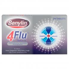 Benylin Tablets