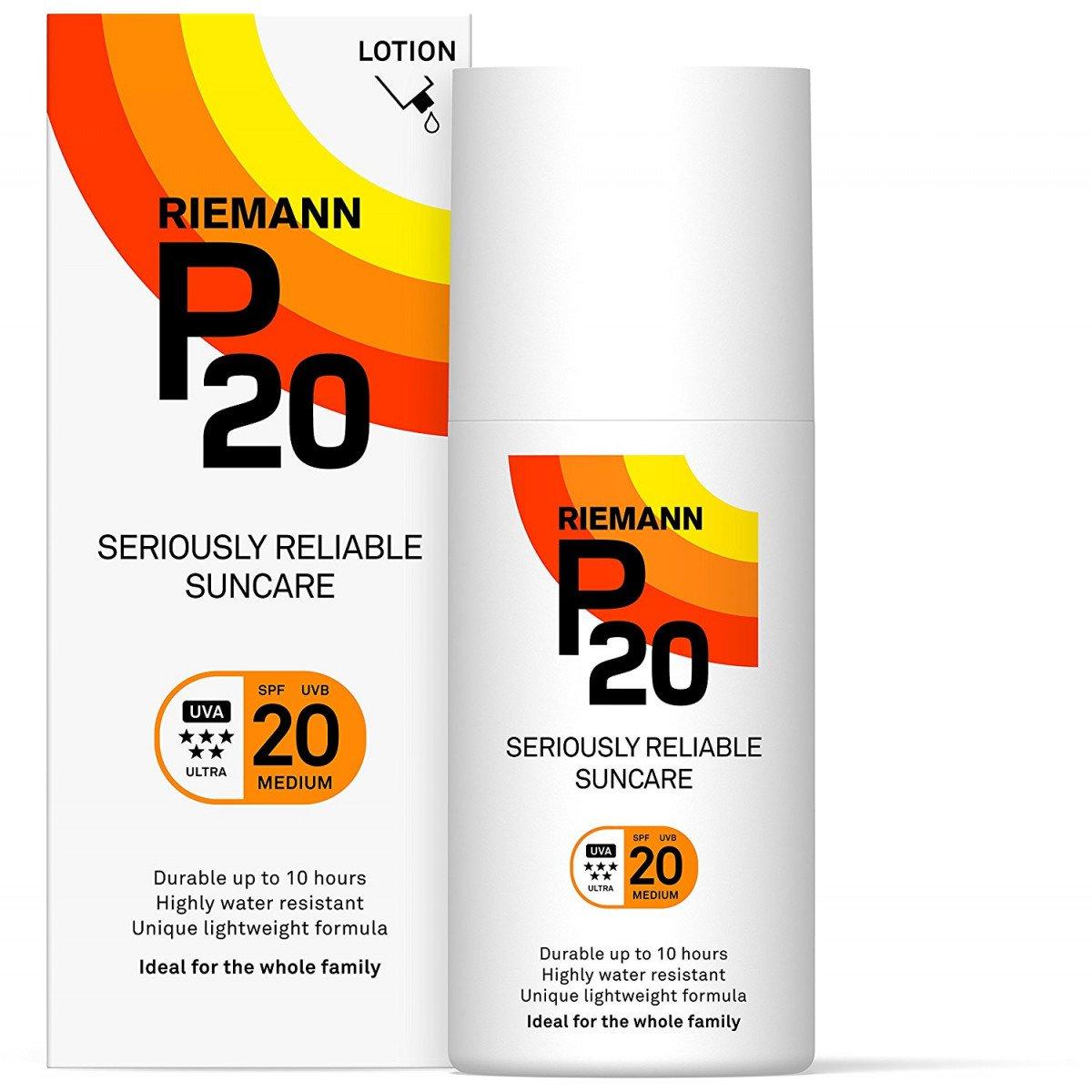 Riemann P20 SPF 20