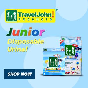 TravelJohn Junior