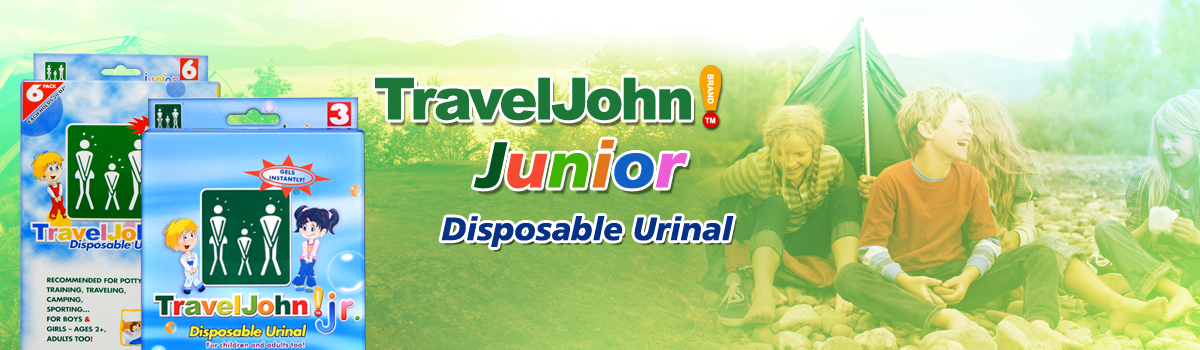 TravelJohn Junior