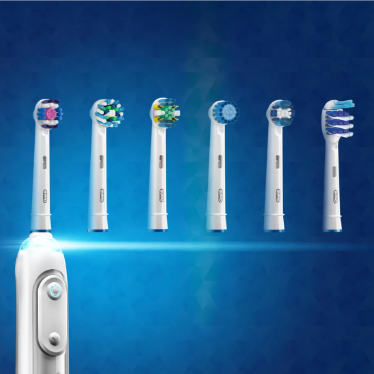 Oral-B Replacement Toothbrush Heads
