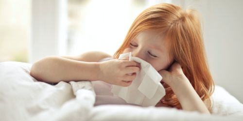 Kids Cough, Cold, Flu and Fever