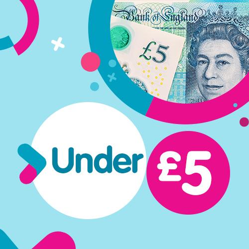 Under £5 Specials