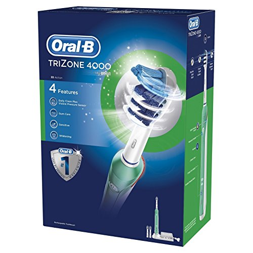 OralB TriZone 4000 Electric Rechargeable Toothbrush