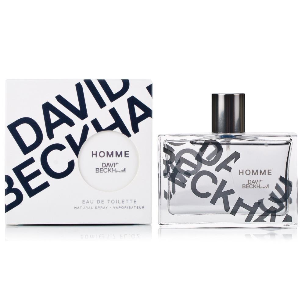 David Beckham Homme for Men EDT 75ml