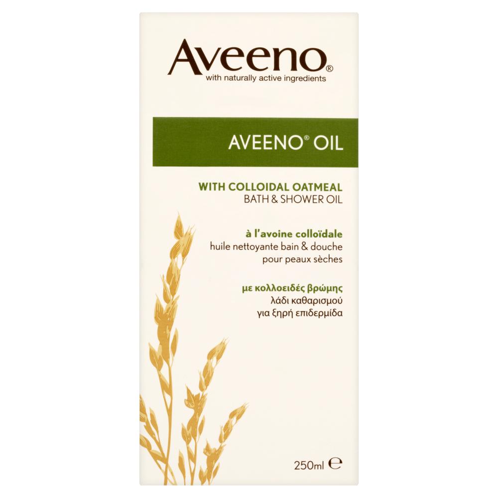 Aveeno Oil Bath & Shower Oil 250ml