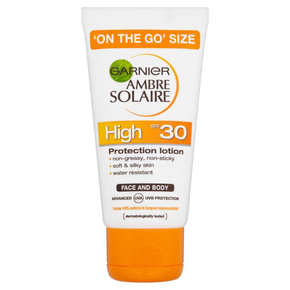 Ambre Solaire Face & Body Lotion SPF30 50ml