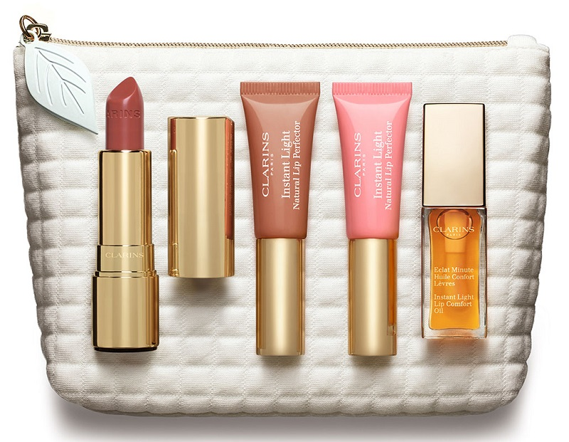 Clarins My Sparkling Lips Collection Gift Set