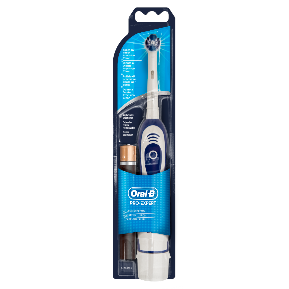 Oral B Advance Power 400 Battery Powered Toothbrush