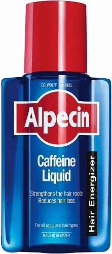 Alpecin Caffeine After Shampoo Liquid Hair Energizer 200ml