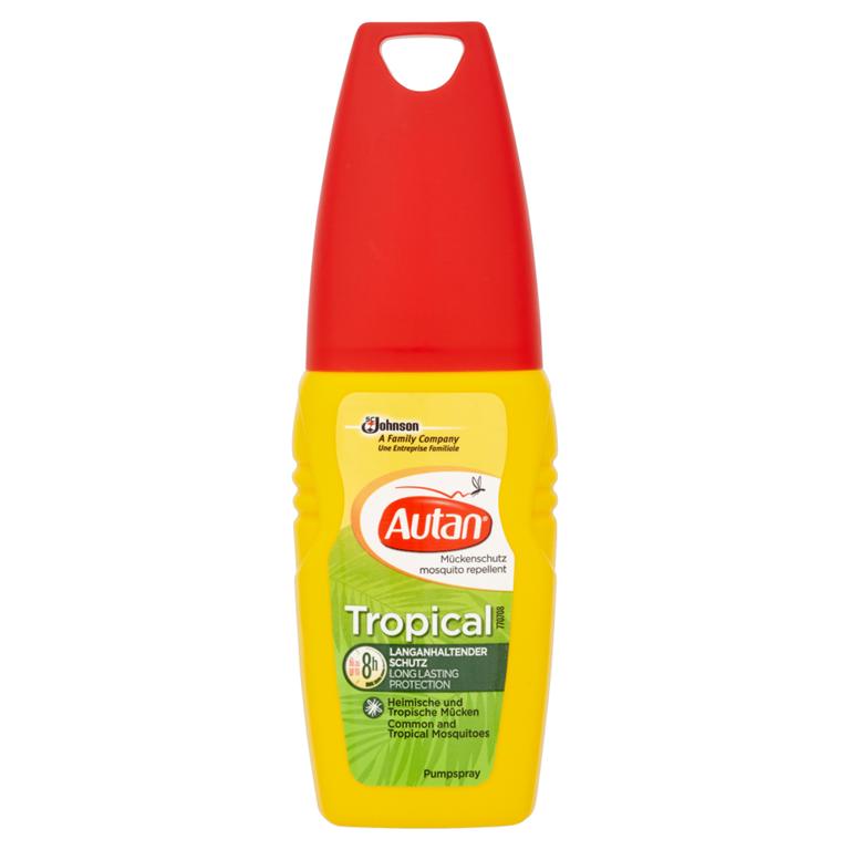 Autan Mosquito Repellent Pumpspray 100ml