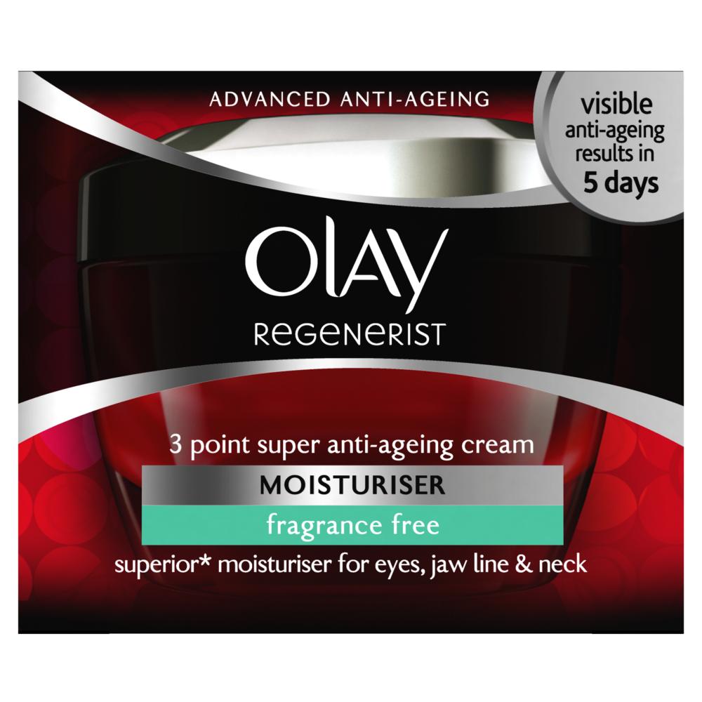 Olay Regenerist 3 Point Super AgeDefying Moisturiser 50ml