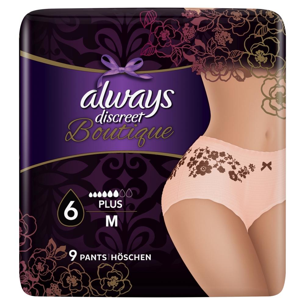 Always Discreet Boutique Incontinence Pants Medium 9