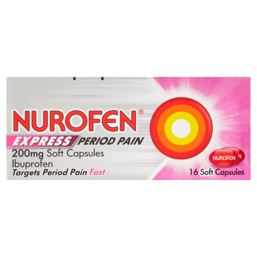 Nurofen forte - Instructions for use, Description medicines. N