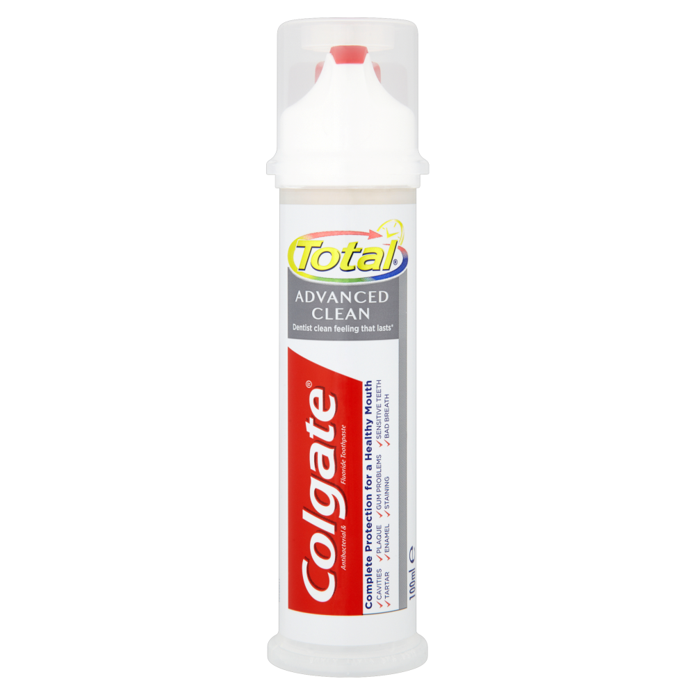 Colgate Total Advanced Clean Toothpaste 100ml