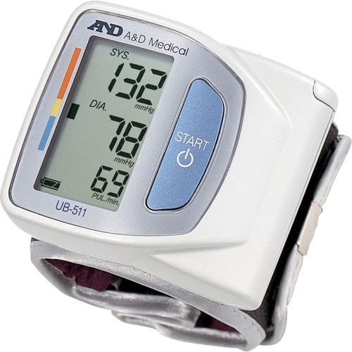 Chemist 4 U UB-542 XL Wrist Blood Pressure Monitor