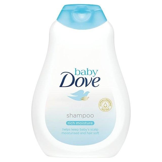 Chemist 4 U Baby Dove Rich Moisture Shampoo 200ml