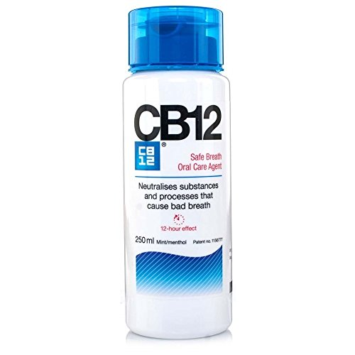 CB12 Safe Breath Oral Care Agent MintMenthol 250ml