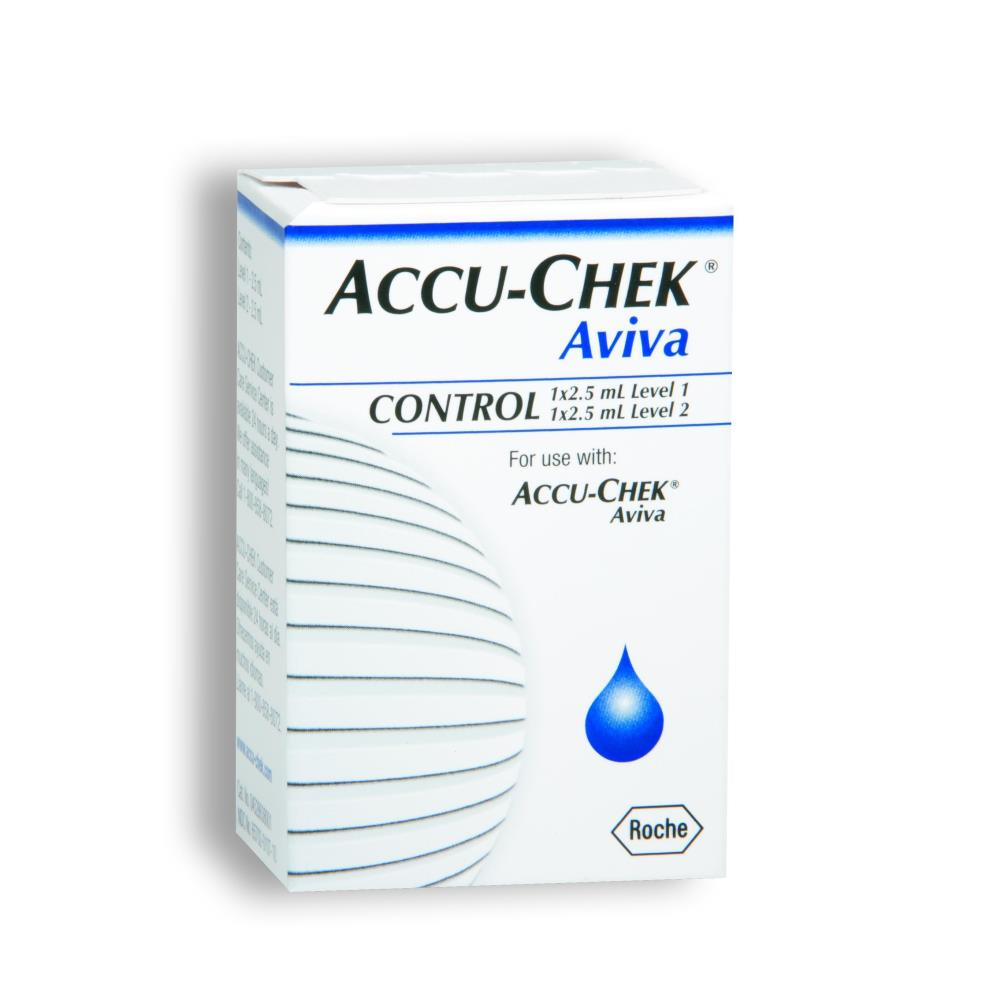 AccuChek Aviva Control Solution 2.5ml