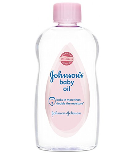 Johnsons Baby Oil 200ml