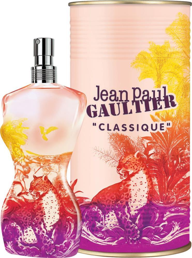 Jean Paul Gaultier Classique Summer 2015 Eau De Toilette Spray 100ml