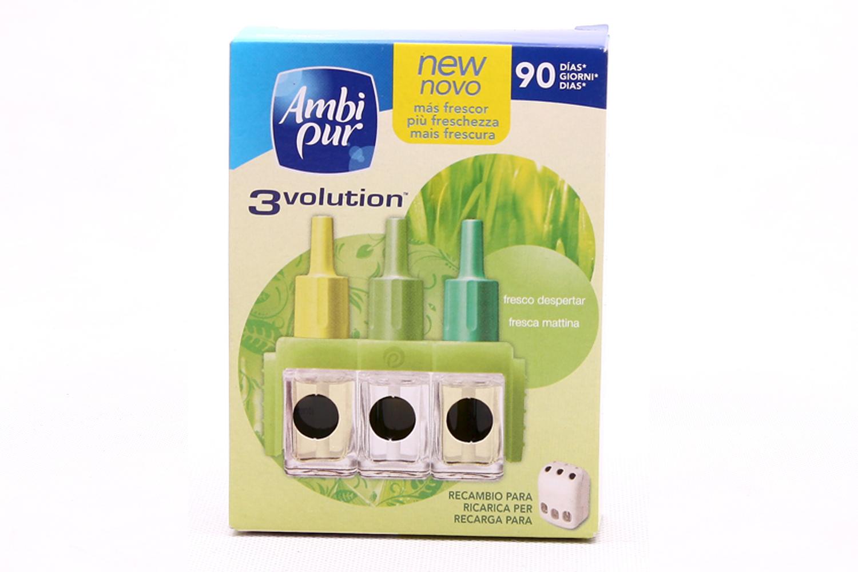 Ambi Pur 3Volution Fresh New Day Refill Air Freshener