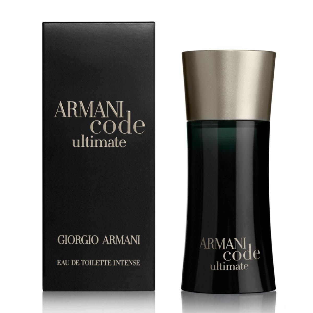 Giorgio Armani Code Ultimate Eau de Toilette Intense For Him 50ml