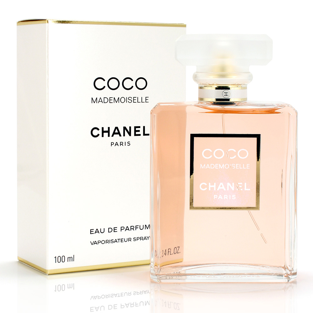 Chanel Coco Mademoiselle Eau De Parfum Spray For Her 100ml