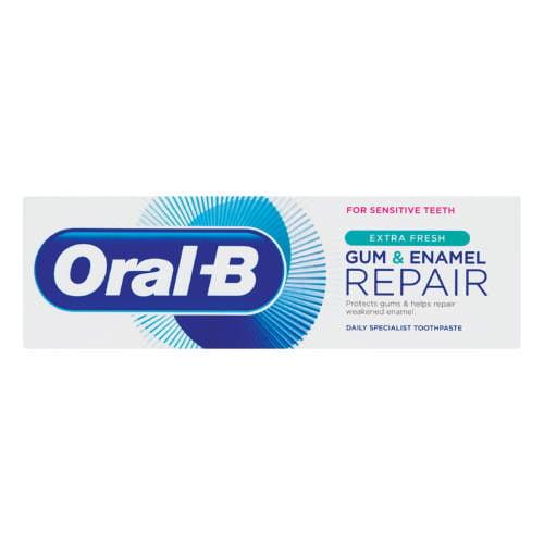 Oral B Gum Amp Enamel Repair Extra Fresh Toothpaste 75ml