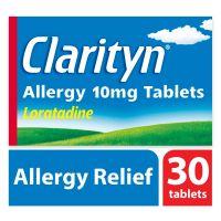 Clarityn - 30 Tablets