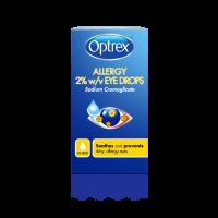 Optrex Allergy Eye Drops 2% w/v - 10ml (Expiry 09/21)