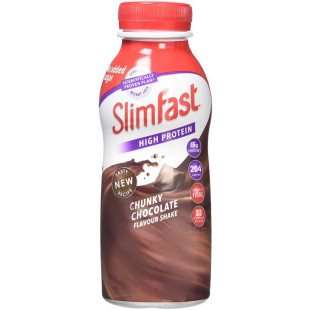 SlimFast Chunky Chocolate Flavour Shake - 325ml