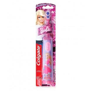 Colgate Barbie Kids Battery Powered Toothbrush