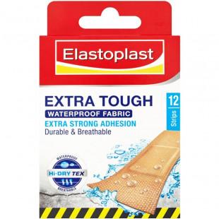 Elastoplast 12 Extra Tough Waterproof Fabric Plasters