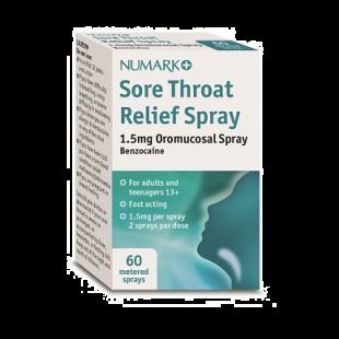 Numark Sore Throat Spray