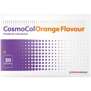CosmoCol Orange Flavour Sachets – Pack of 30