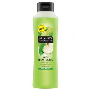 Alberto Balsam Juicy Green Apple Herbal Shampoo 350ml