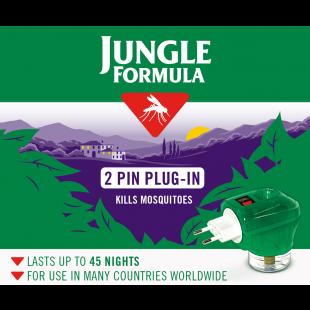 Jungle Formula 2 Pin Plug In
