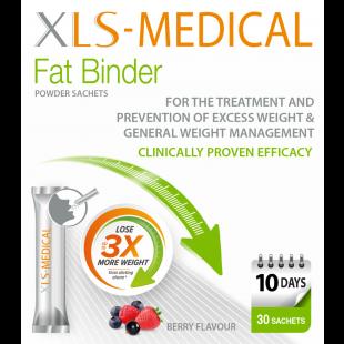 XLS Medical Fat Binder - 30 Sachets