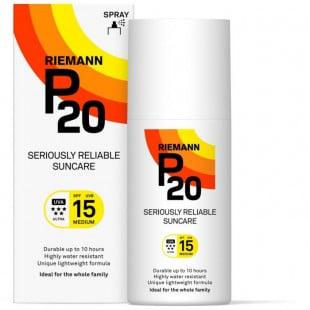 Riemann P20 SPF 15 Spray - 200ml