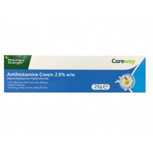 Antihistamine Cream - 25g (Brand may Vary)