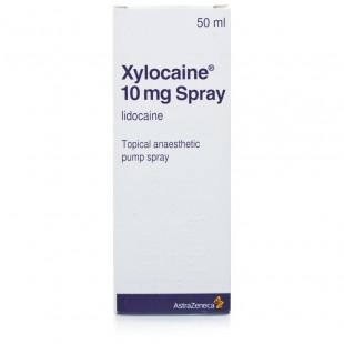 Xylocaine 10mg Anaesthetic Spray 50ml