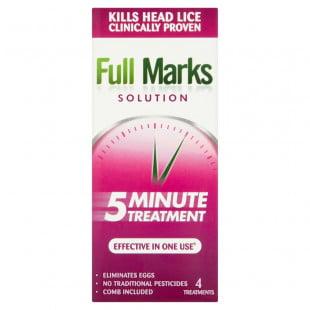 Full Marks Head Lice Solution - 200ml